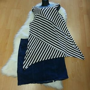 Jones New York Denim Skirt-Size 14
